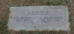 Ruth <i>Kellogg</i> Brown