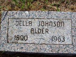 Della <i>Johnson</i> Alder