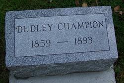Rufus Dudley Champion