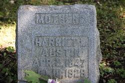 Harriet L <i>Higgins</i> Austin