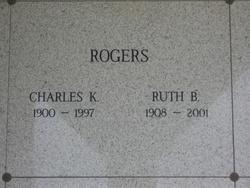 Charles K Rogers