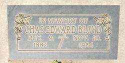 Charles Edward Bloyd