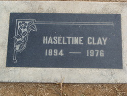 Haseltine Clay