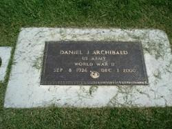 Daniel Joseph Archibald