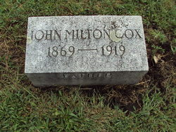 John Milton Cox