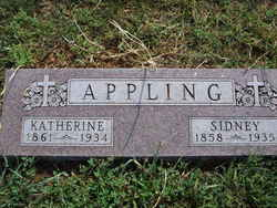 Katherine <i>Glavin</i> Appling