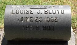 Louise J. <i>Samuels</i> Bloyd