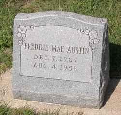 Freddie Mae <i>Braun</i> Austin