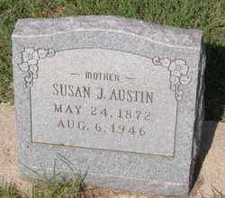 Susan Jane <i>Connell</i> Austin