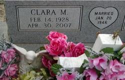 Clara M Witherington