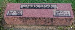 Ella May <i>Gilpin</i> Barrickman