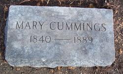 Mary P <i>Cummings</i> Newcity