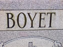 Elwood James Boyet