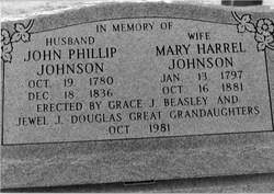 John Philip Johnson, Sr