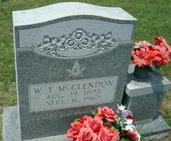 William Thomas McClendon