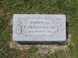 Florence <i>Taylor</i> Hornbeak