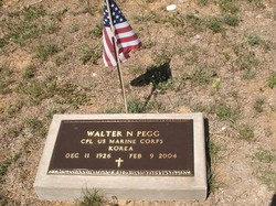 Walter N. Pegg