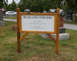 Buckland Cemetery