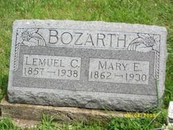 Mary Elizabeth <i>Shott</i> Bozarth