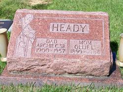 Archie Clifford Heady, Sr