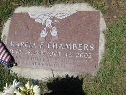 Marcia F. <i>Farrell</i> Chambers