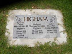 Ida <i>Young</i> Higham