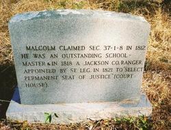 Malcolm Black, Sr