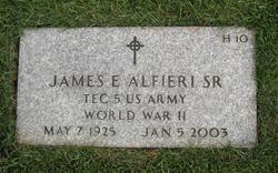 James E. Alfieri, Sr