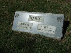 Alice Ann Hardy