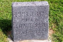 Emma Jane <i>Mason</i> Bare