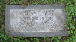 William Edward Bill Burt