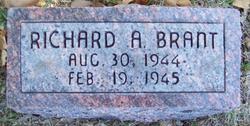 Richard Allen Brant