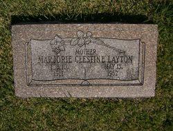 Marjorie Clestine <i>Mayfield</i> Layton