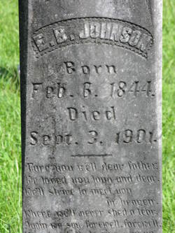 E. B. Johnson