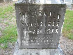 W. M. Arnold