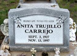 Anita <i>Trujillo</i> Carrejo