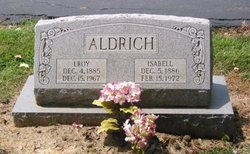Isabell <i>Veach</i> Aldrich