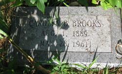 Carolyn B <i>Strauss</i> Brooks