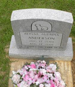 Alyssa Audrina Anderson