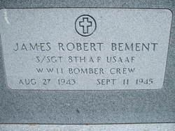 James Robert Bob Bement