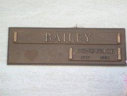 Hondurice Mary <i>Hicks</i> Bailey