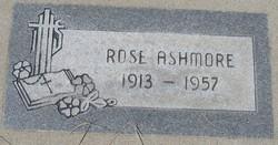 Rose <i>Montague</i> Ashmore