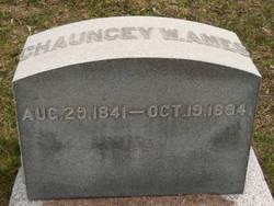Chauncey W Ames