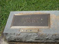 Avery Hunt Fonda