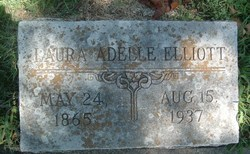 Laura Adelle <i>Bailey</i> Elliott