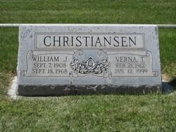 Verna Margaret <i>Taylor</i> Christiansen