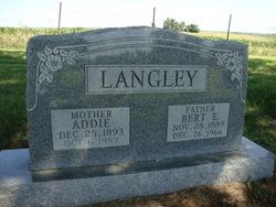 Addie <i>Lynn</i> Langley
