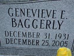 Genevieve E. Baggerly