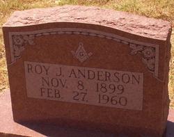Roy Joe Anderson