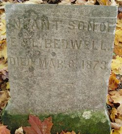 Infant Son Bedwell